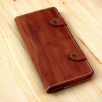 leather  wallet MBG by Hristo Voyvodov 12
