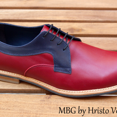 MBG handmade shoes by Hristo Voyvodov