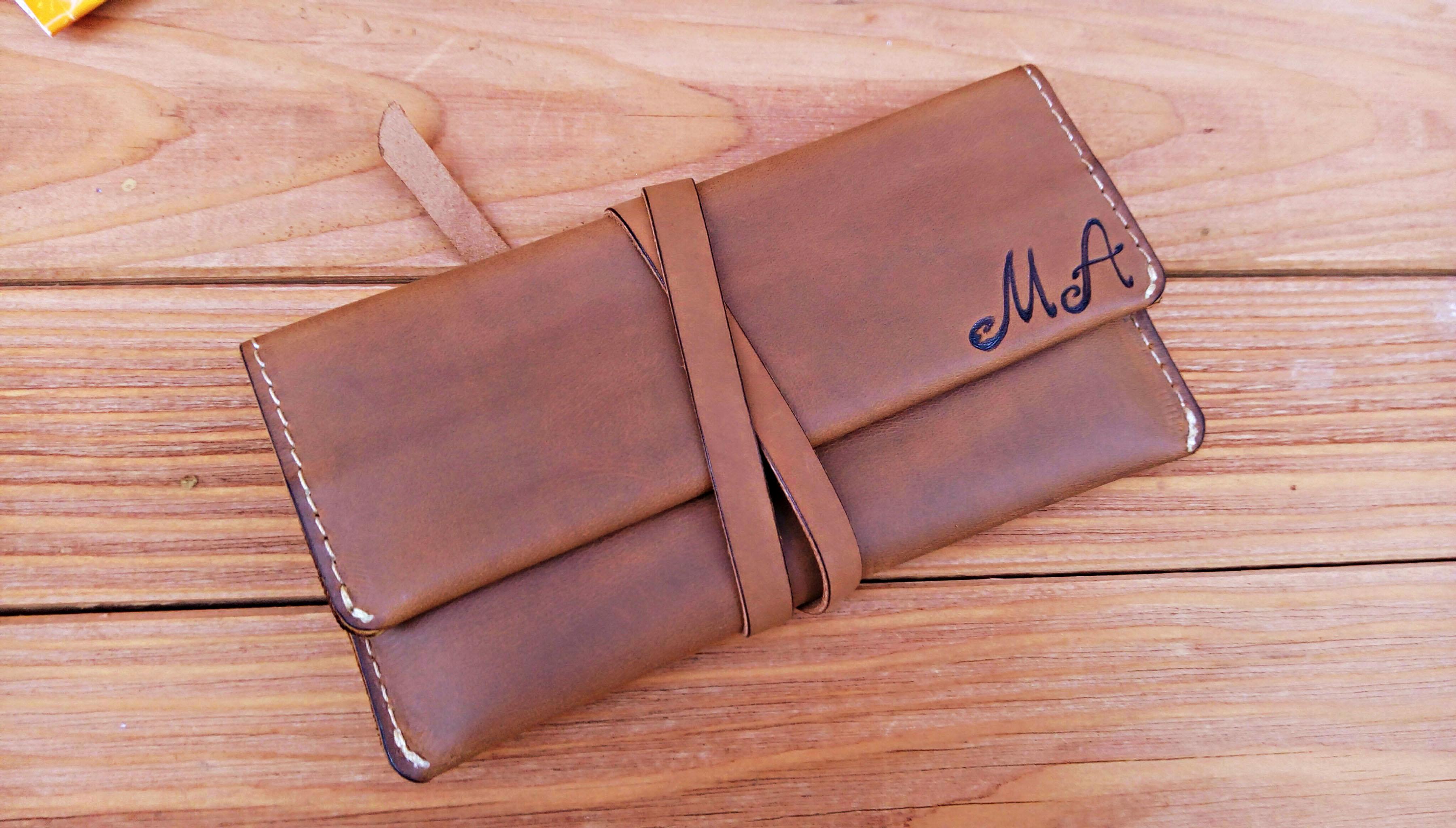 MBG by Hristo Voyvodov leather